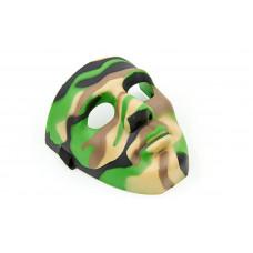 Маска защитная для военных игр пейнтбола и страйкбола TY-6835
