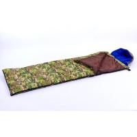Спальный мешок одеяло с капюшоном камуфляж UR SY-4083