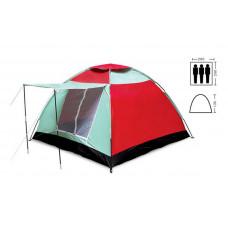 Палатка 3-х местная с тамбуром SY-019