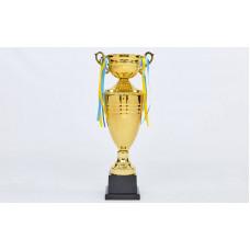 Кубок спортивный с крышкой и чашей CUP C-1505A