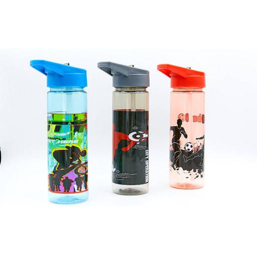 Бутылка для воды спортивная 6639