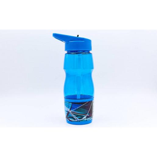 Бутылка для воды со стаканом 6623