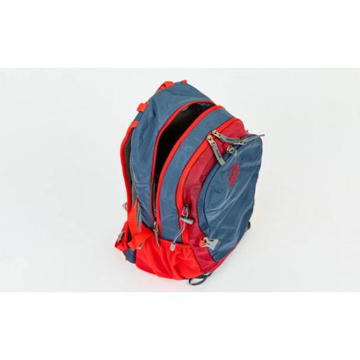 Рюкзак с жесткой спинкой COLOR LIFE V-25л TY-5293