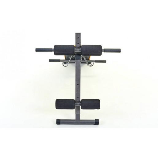 Скамья для пресса изогнутая SUB-2071