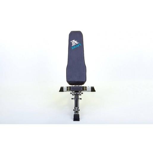 Скамья атлетическая AF4001 (металл, PVC, р-р 135x67x115см