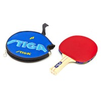 Ракетка STIGA для настольного тенниса 1 штука в чехле MT-2667