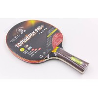 Ракетка GIANT DRAGON для настольного тенниса 1 штука TOPENERGY P40+ 5* MT-6509