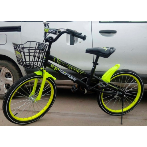 "Велосипед 20 ""TopRider-01"""